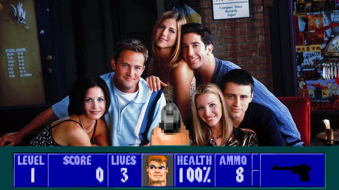 Televizní seriály, z nichž by byla skvělá počítačová hra