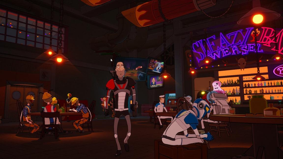 RPG Minimal Affect si utahuje z Mass Effectu a dalších klasik žánru sci-fi