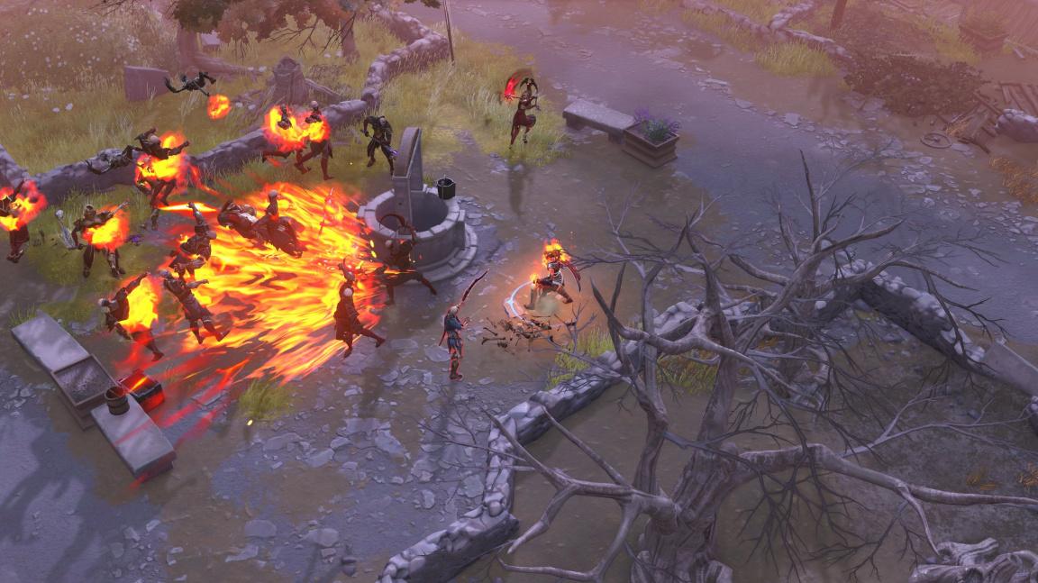 Diablovka Magic: Legends stojí na deckbuildingu podobně jako Magic: The Gathering Arena