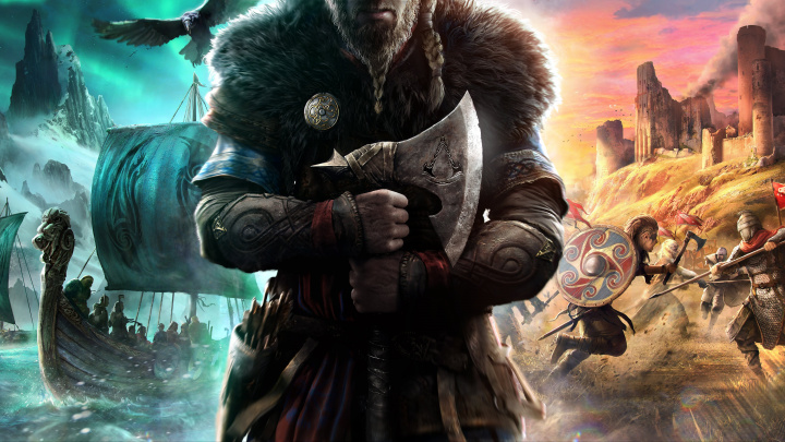 Nový Assassin's Creed Valhalla míří mezi Vikingy v 9. století