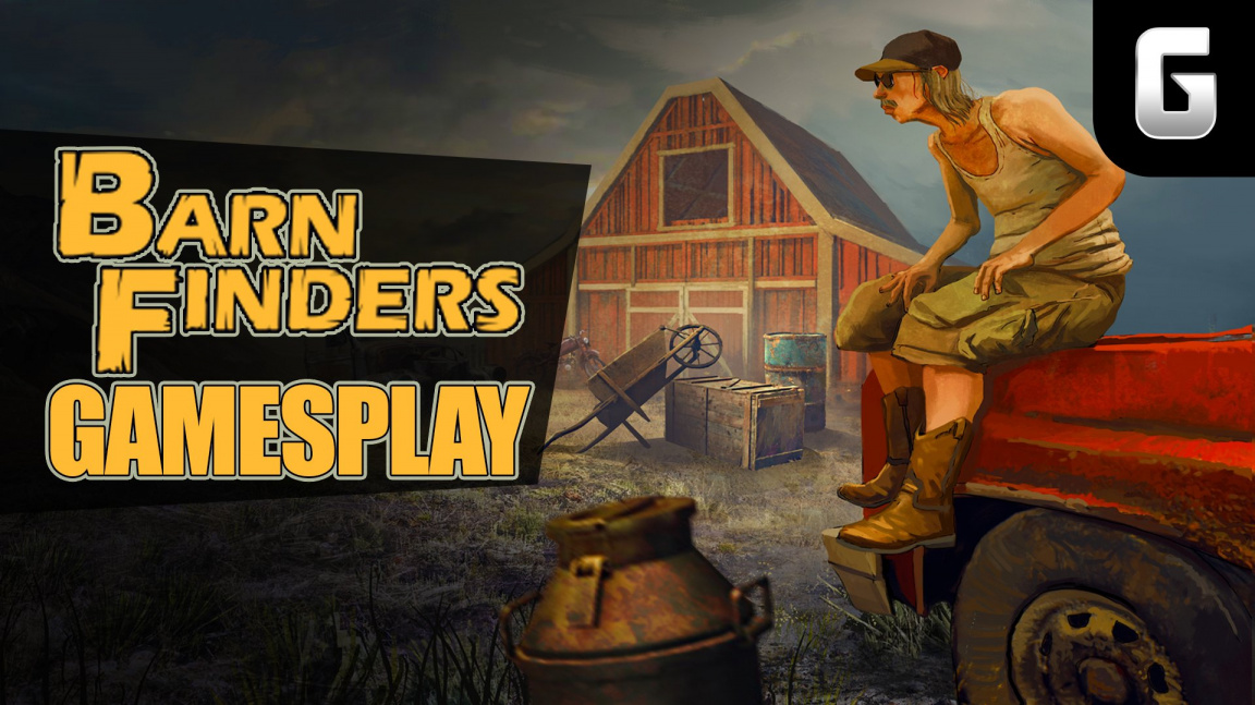 GamesPlay – hrajeme překvapivě zábavnou simulaci Barn Finders