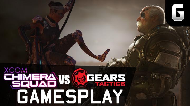 GamesPlay – hrajeme XCOM: Chimera Squad a Gears Tactics