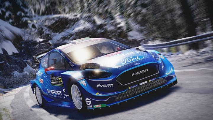 Dorazily první záběry z letošních závodů WRC 9