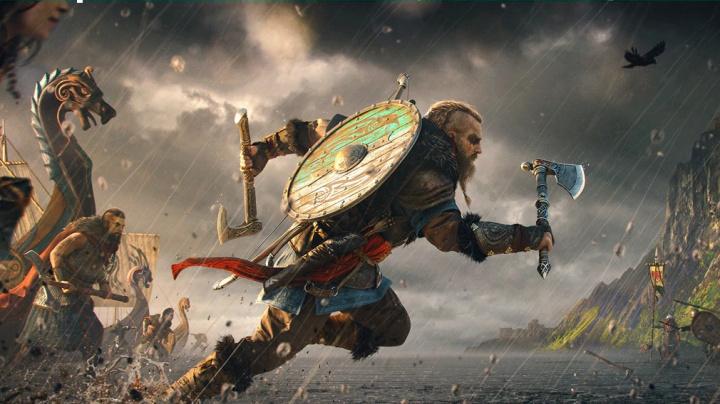 Assassin's Creed Valhalla vás coby válečníky nebo štítonošky nechá plenit, pálit i rapovat