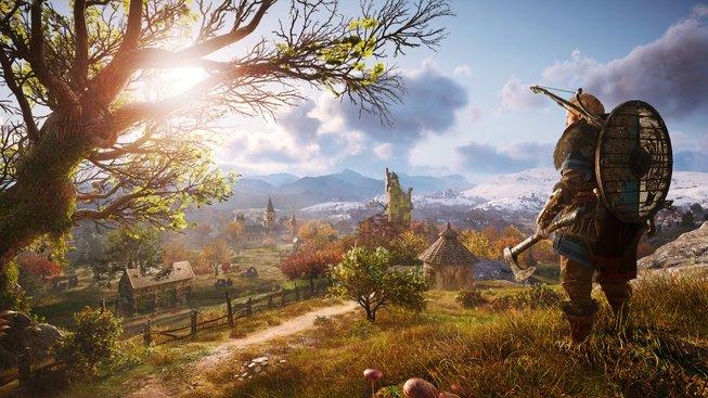 Assassin's Creed Valhalla vyjde v listopadu