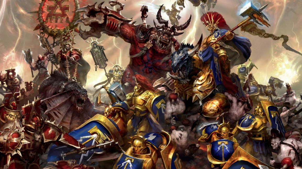 Chystá se realtimová strategie podle Warhammer: Age of Sigmar