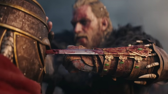 Eivor z Assassin's Creed Valhalla není jedináček. Nový trailer prozrazuje víc z příběhu