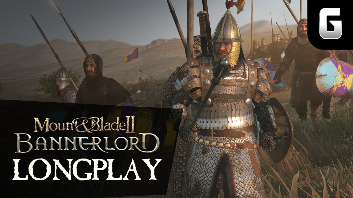 LongPlay Mount & Blade II: Bannerlord #5: Ničitelé civilizace