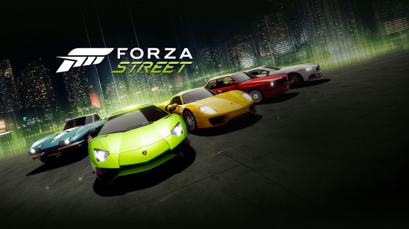 Nová Forza Street dělá své sérii ostudu