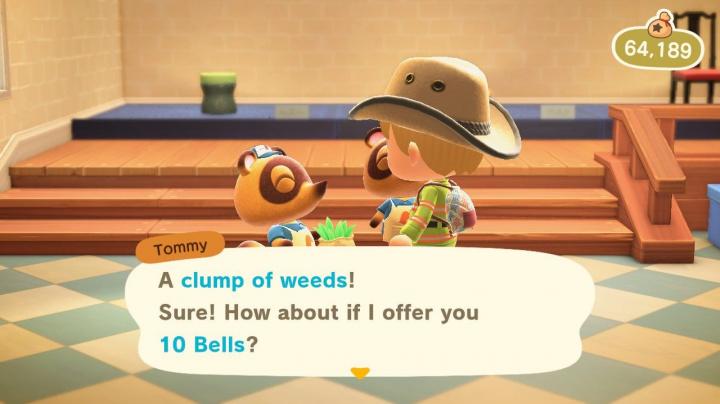 Facebooku se nelíbí, že hráči Animal Crossingu obchodují s trávou