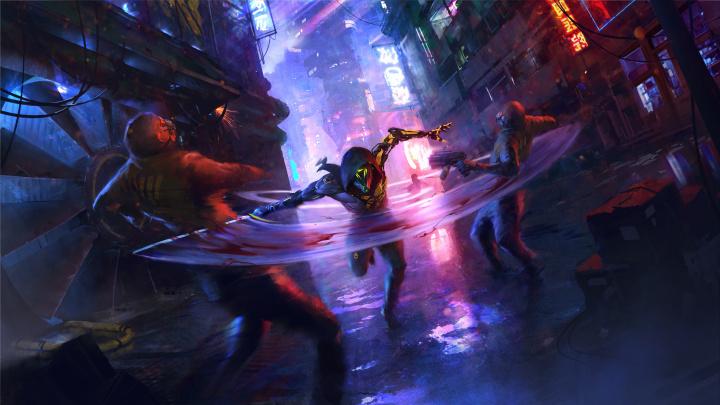 Dnes vychází adrenalinová kyberpunková akce Ghostrunner