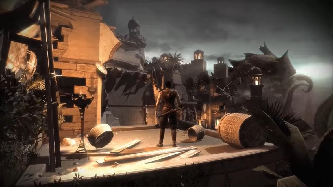 Uniklé epické záběry ze zrušené akční adventury Prince of Persia Redemption jsou skutečné