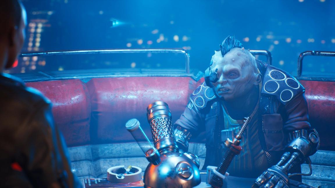 Kyberpunk není mrtvý! Kooperativní střílečka The Ascent ho přivede na next-gen