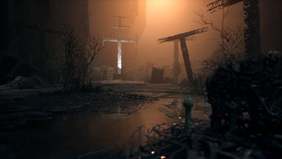 Čtrnáct minut hraní The Medium ukazuje hlavního protivníka a připomíná Silent Hill
