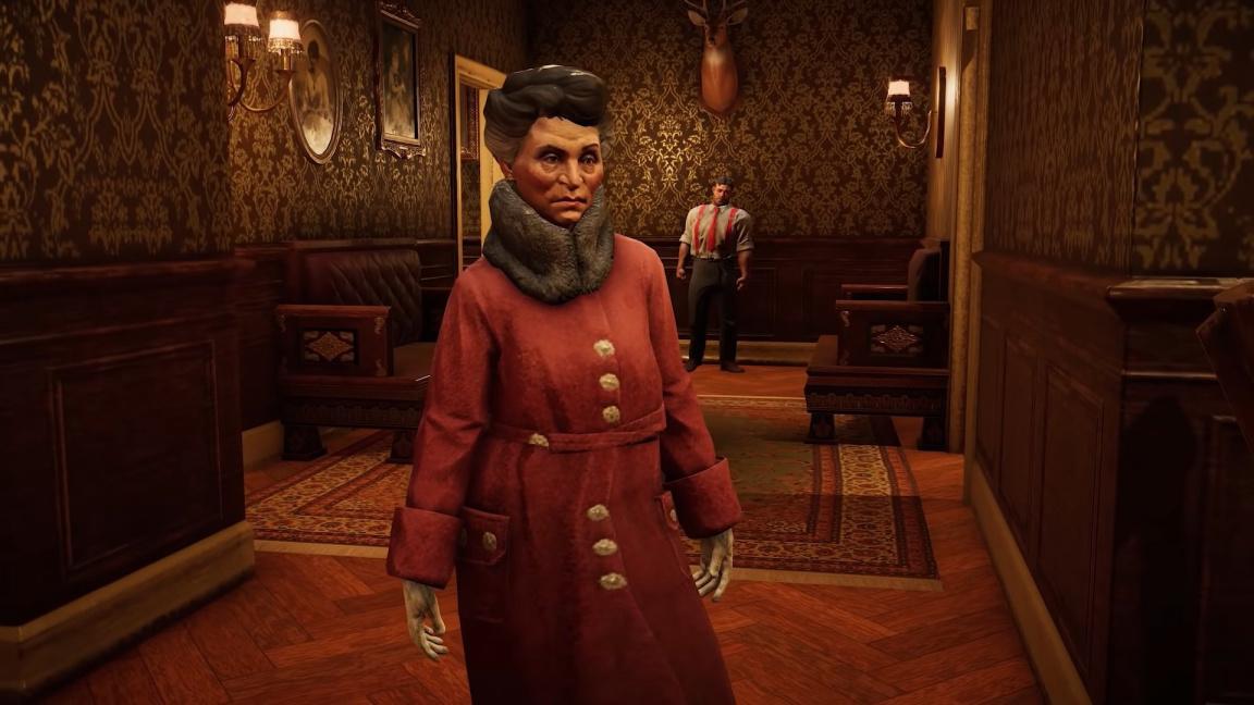 V Empire of Sin si zahrajete za Romerovu skutečnou prababičku, drsnou Elviru Duarte