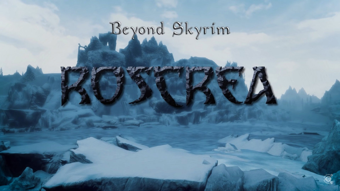Pod rukama modderů vzniká nejen Morrowind a Cyrodiil. Beyond Skyrim: Roscrea vás vezme na vulkanický sever