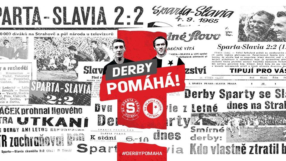 Pražské derby na konzoli. Sparta a Slavia se utkaly ve FIFA 20