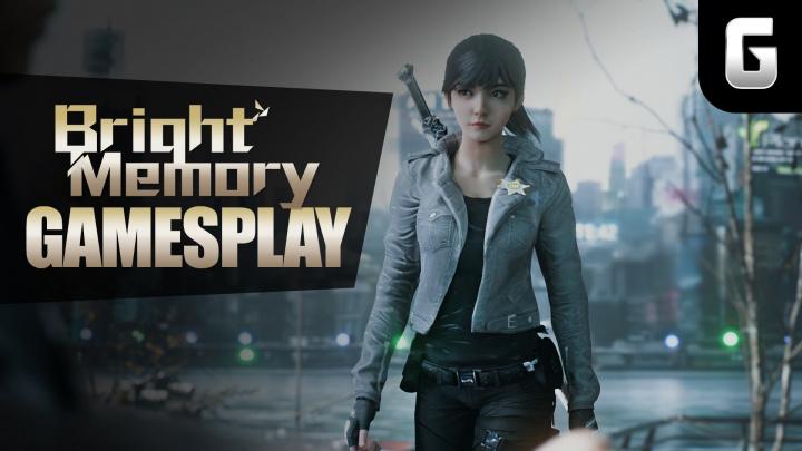 GamesPlay – hrajeme unikátní střílečku Bright Memory