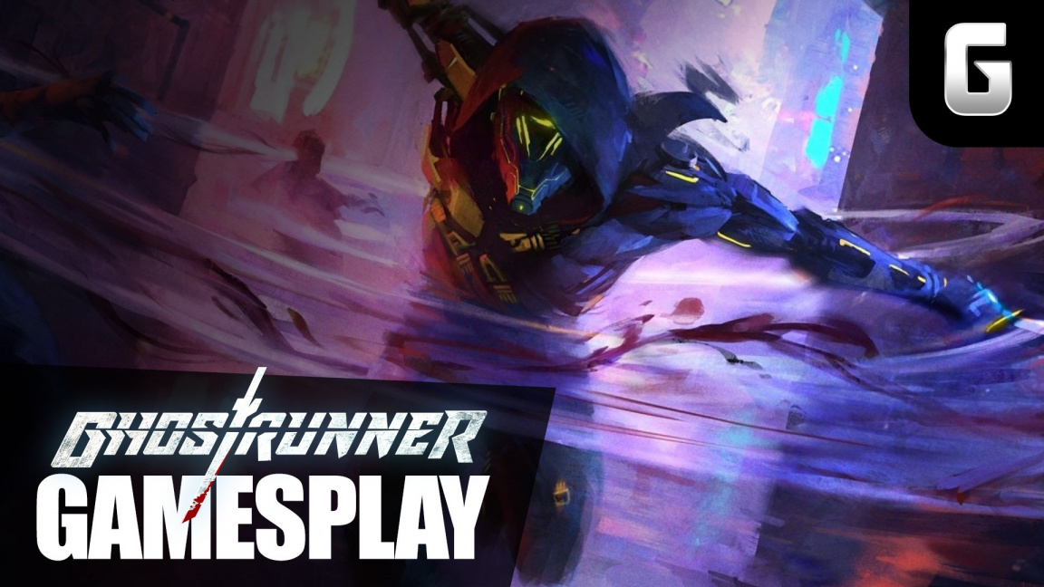 GamesPlay – hrajeme adrenalinem nabitou akci Ghostrunner