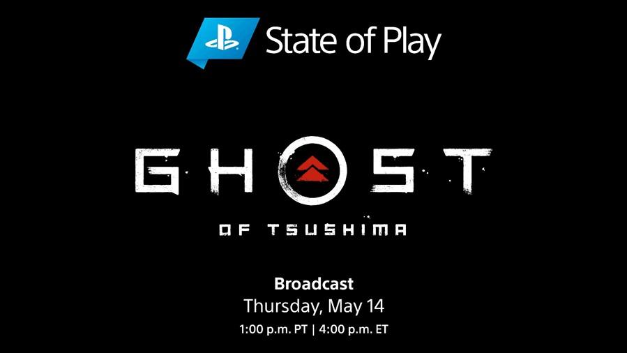 Nový State of Play zítra ukáže samurajskou akci Ghost of Tsushima