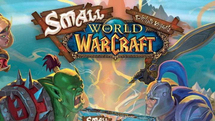 Azeroth se opět stane místem sváru Aliance a Hordy v nové deskovce Small World of Warcraft