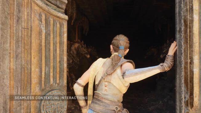 Unreal Engine 5 animace