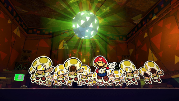 Paper Mario: The Origami King – recenze