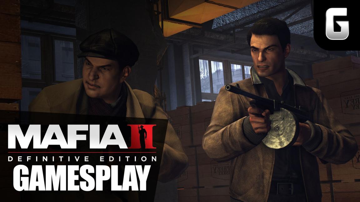 LongPlay Mafia II: Definitive Edition #1: Staří známí