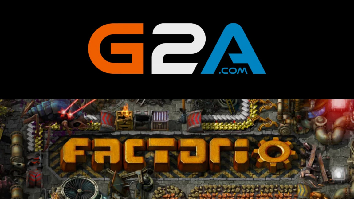 G2A prodávalo kradené klíče. Tvůrcům Factoria vyplatí desetinásobek ušlého zisku