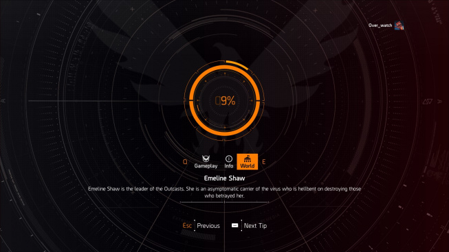 The Division 2 loading