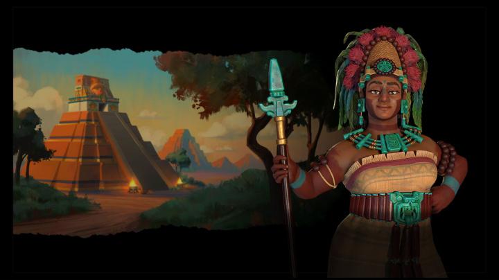 Amerika vrací úder. Do Civilization VI vpadli Mayové a Simón Bolívar