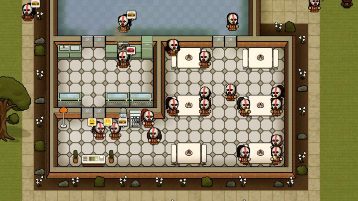 V Prison Architectem inspirované strategii Honey, I Joined a Cult obracíte lidi na svou zvrácenou víru
