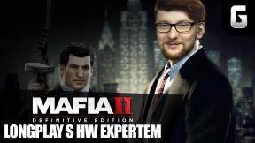 LongPlay - Mafia 2: Definitive Edition s hardwarovým expertem Jirkou