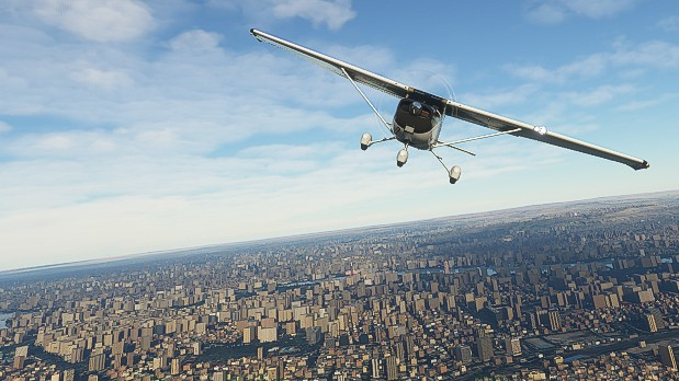 Microsoft Flight Simulator brzy přistane na Xboxu Series X S