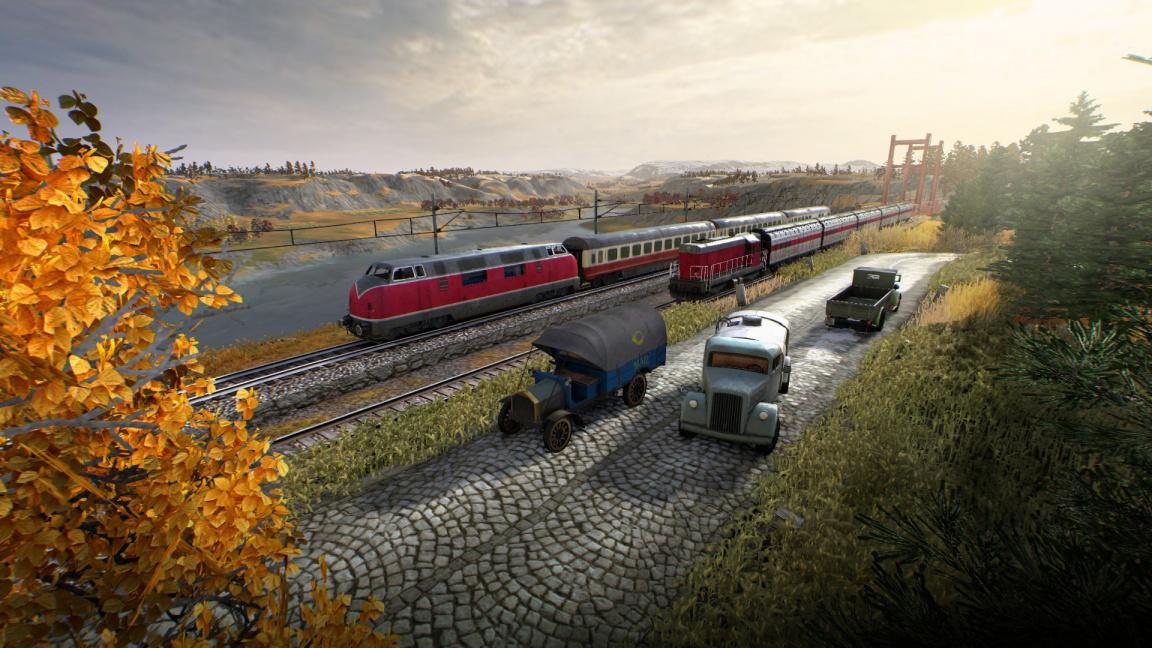 Mashinky zamířily do šesté éry s novými továrnami, lokomotivami a úkoly
