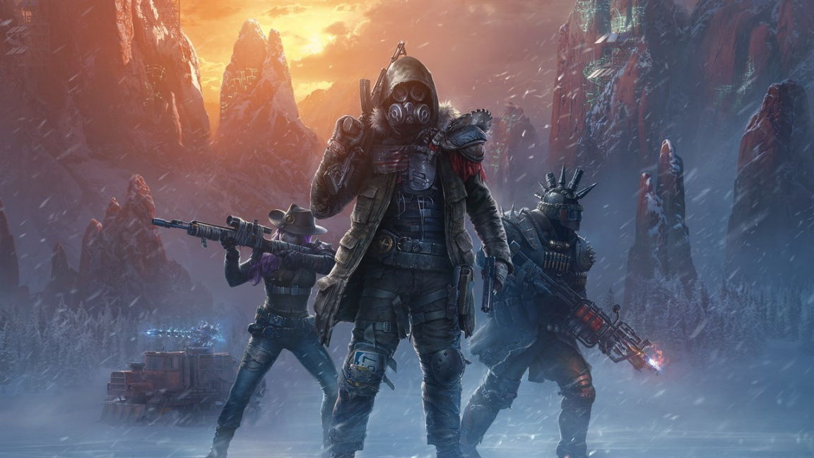 Game Informer zveřejnil 40 minut z hraní Wasteland 3