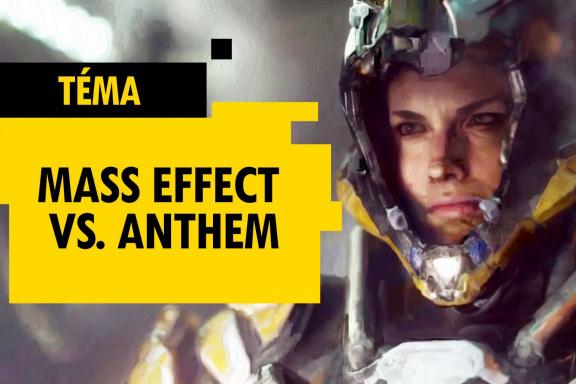 Mass Effect vs. Anthem