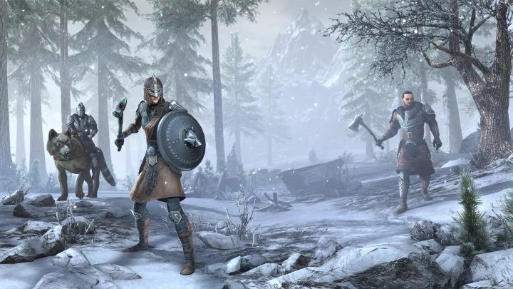 Temné srdce Skyrimu povstalo v The Elder Scrolls Online: Greymoor