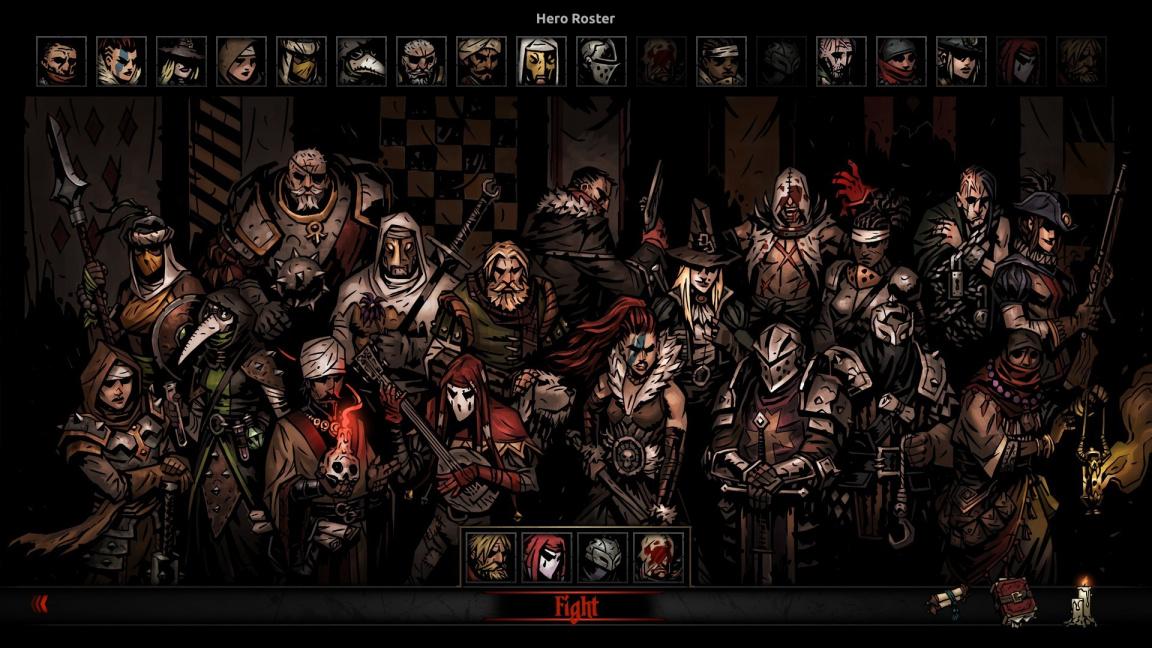 Darkest Dungeon: The Butcher's Circus