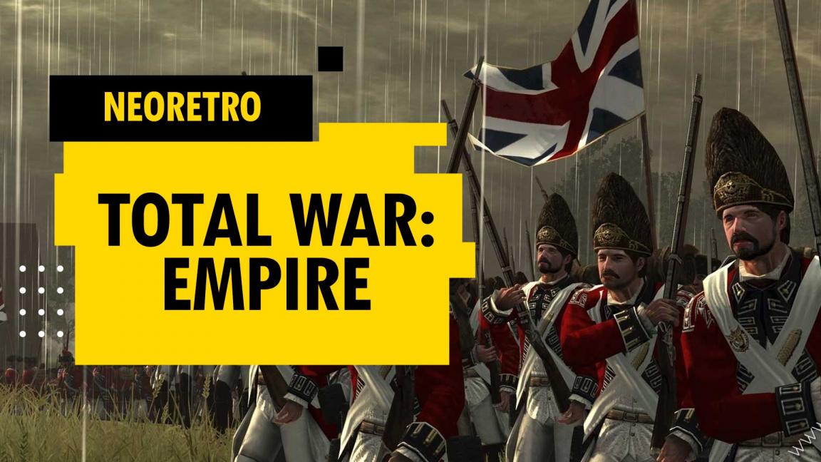 NeoRetro – Empire: Total War