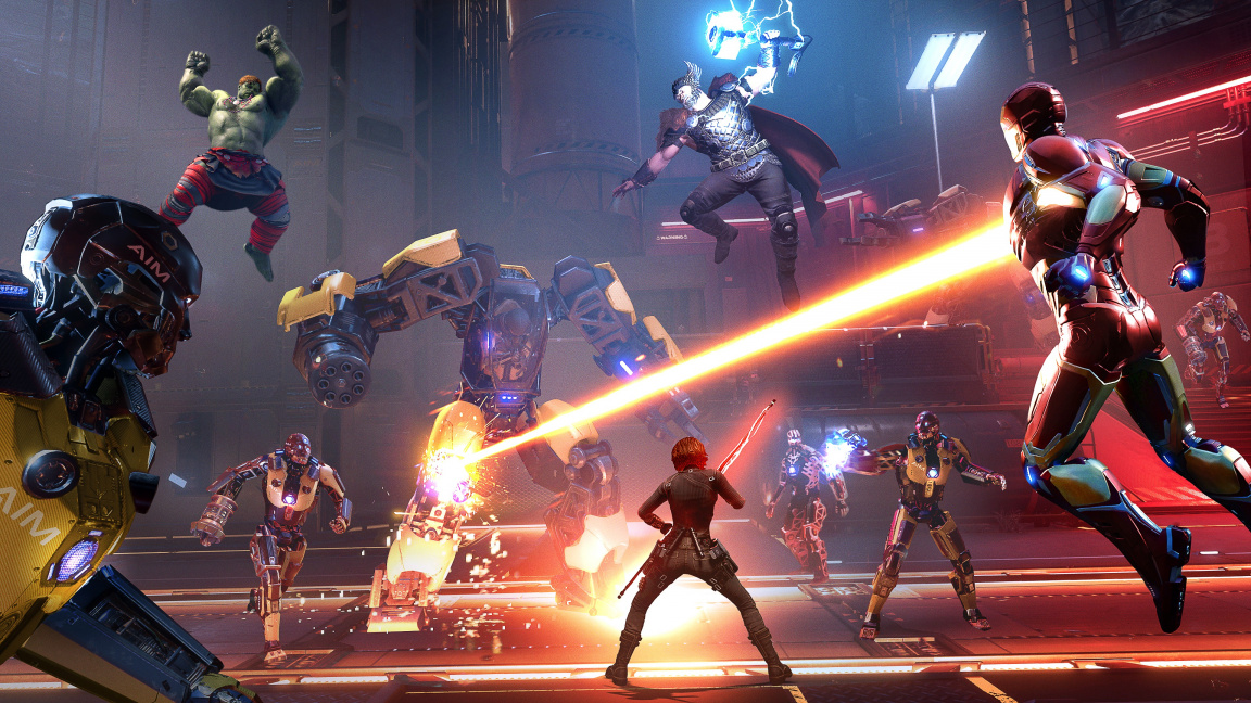 Marvel's Avengers vyjdou i na PlayStation 5 a Xbox Series X. Upgrade bude zdarma