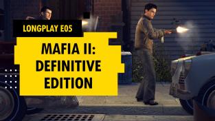 Sledujte od 14:00 LongPlay – Mafia II: Definitive Edition #5