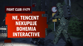 Fight Club #479: Tencent (ne)kupuje Bohemku