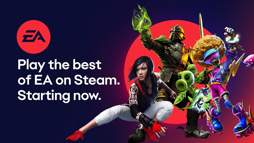 Dragon Age, Need for Speed, Crysis a další série od EA dorazily na Steam