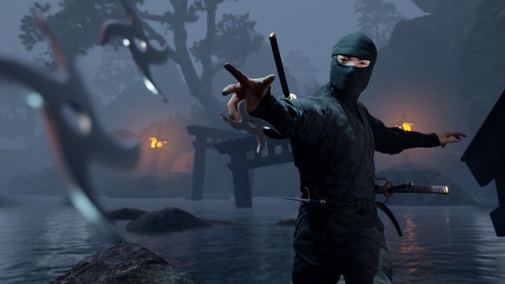 Japonští zabijáci jsou v kurzu. Chystá se kradmá akce Ninja Simulator