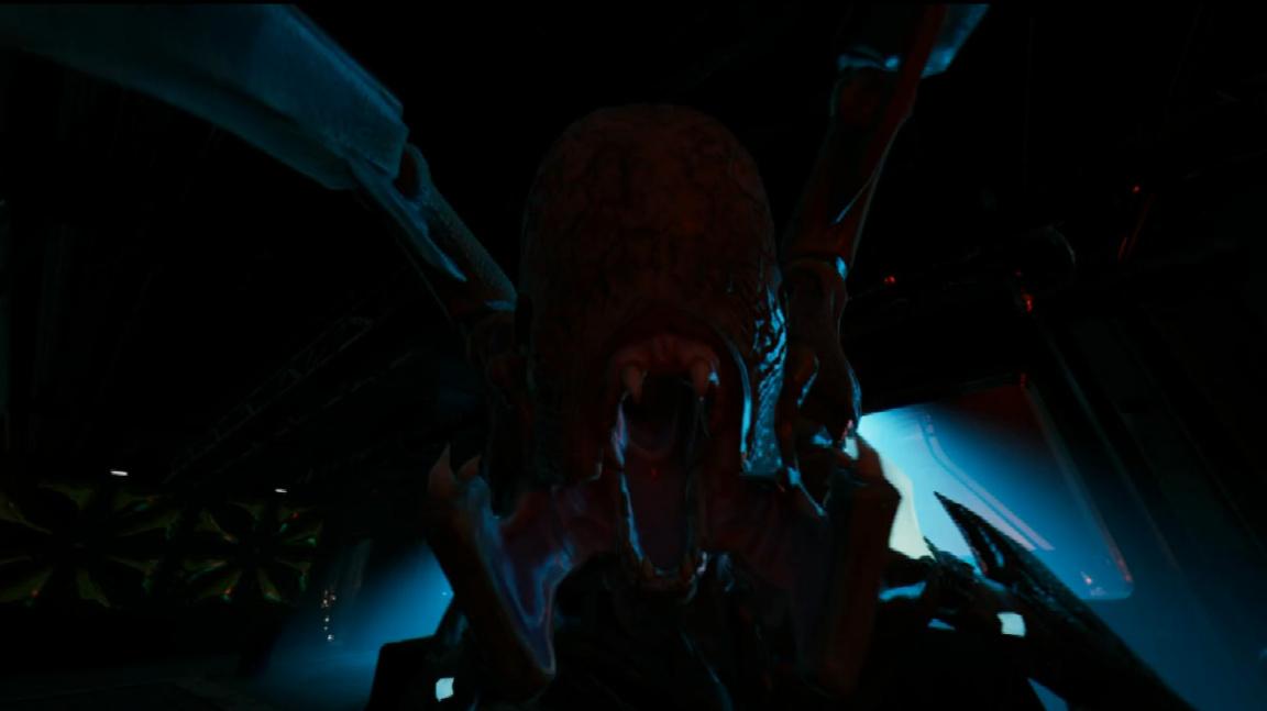 V hororu Nemesis: Distress na motivy Vetřelce může být kdokoliv zrádcem