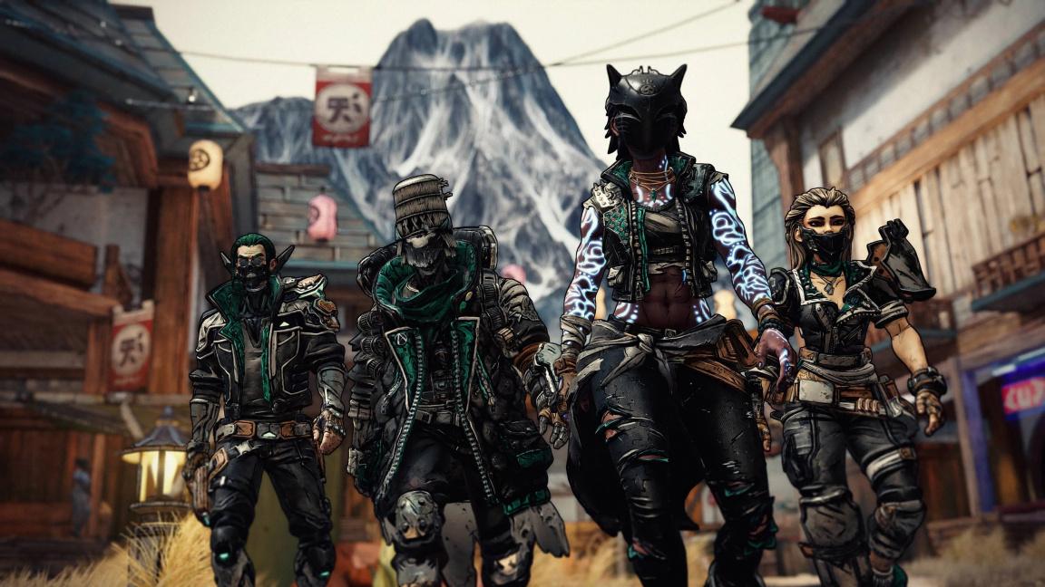 Třetí DLC pro Borderlands 3 vás vezme na falešný Divoký západ