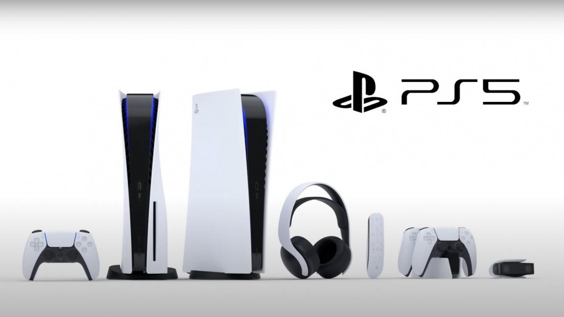 Fotografie z výrobní linky ukazují odnímatelné boční pláty PS5