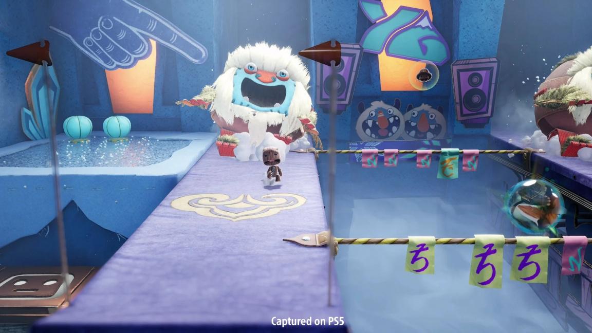 Sackboy dorazí s launchem PlayStationu 5 i na PS4