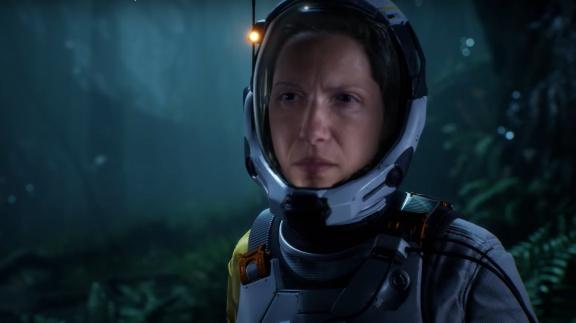 Returnal v čerstvém traileru vypadá jako nové Dead Space